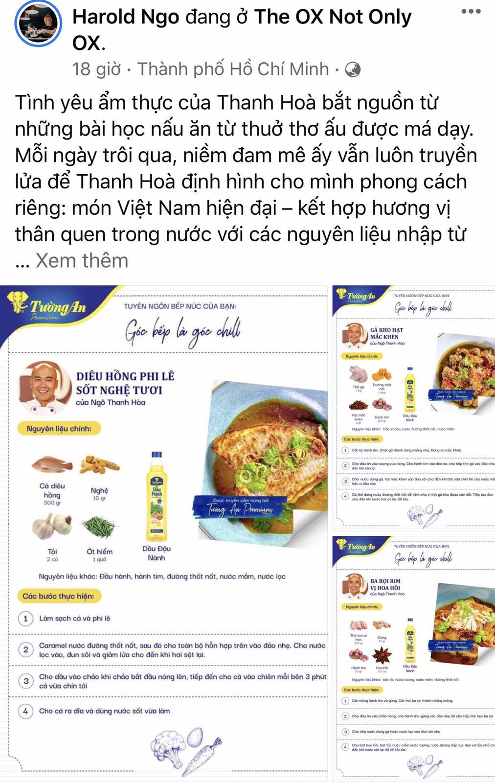 """Hội yêu bếp bắt """"trend"""" so tài sáng tạo công thức của riêng mình cùng Masterchef Việt Nam Ngô Thanh Hoà - Ảnh 1."""