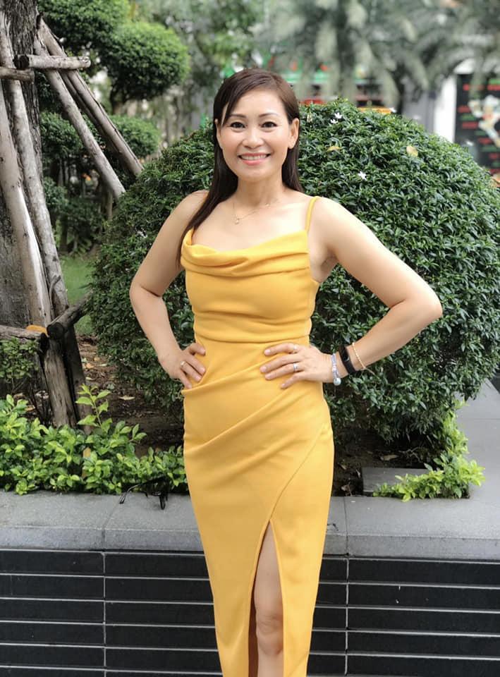 Diễn viên Ngọc Anh chia sẻ bí quyết giảm đến 12kg cho phụ nữ ngoài 30 - Ảnh 3.