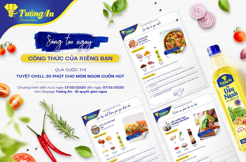 """Hội yêu bếp bắt """"trend"""" so tài sáng tạo công thức của riêng mình cùng Masterchef Việt Nam Ngô Thanh Hoà - Ảnh 3."""