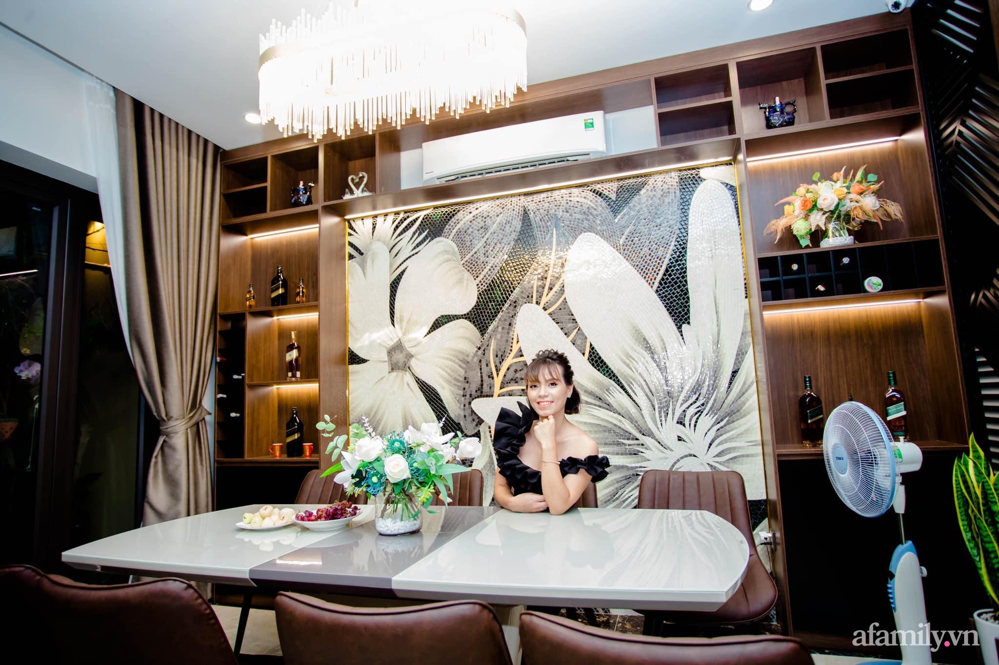 Bóc giá căn bếp đẹp chanh sả được đầu tư toàn đồ xịn sò với tổng chi phí gần 200 triệu đồng ở Hải Phòng - Ảnh 4.