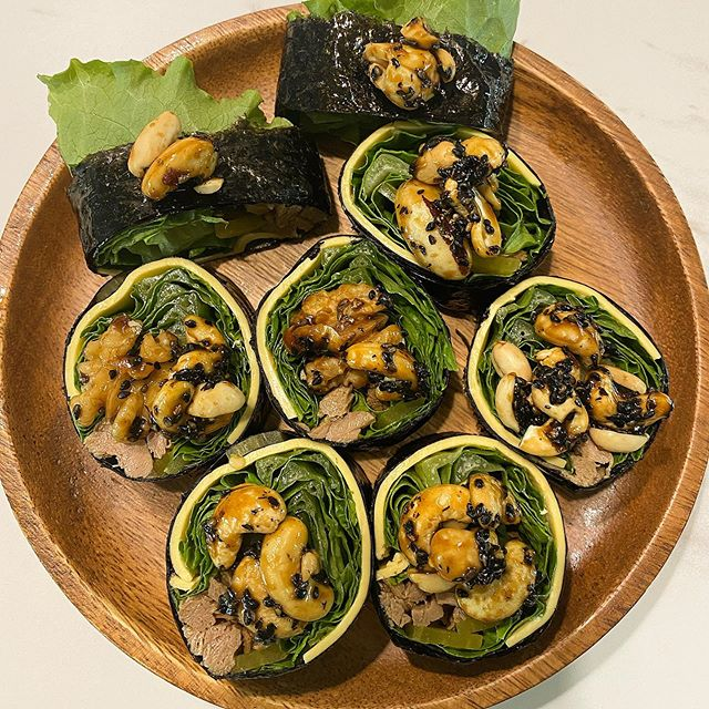 """Trend mới của gái Hàn: Ăn kimbab """"thay cơm bằng trứng"""" để giảm cân, chị em mau vào hóng ngay còn kịp - Ảnh 8."""