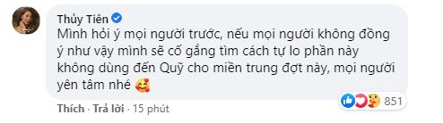 Cộng đồng mạng tranh cãi việc Thủy Tiên xin trích quỹ ủng hộ miền Trung để giúp người lao động Việt Nam ở Nhật - Ảnh 7.
