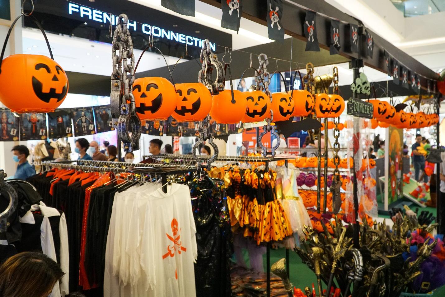 Nhập hội cây hay binh đoàn quái vật cùng so găng mùa Halloween - tháng 10 này tại Crescent Mall - Ảnh 5.
