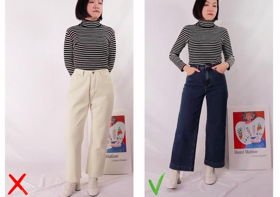 Quần jeans cho nàng đùi to - Ảnh 4.