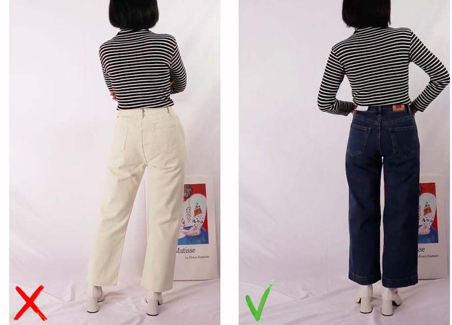 Quần jeans cho nàng đùi to - Ảnh 5.