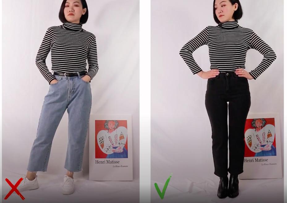 Quần jeans cho nàng đùi to - Ảnh 6.