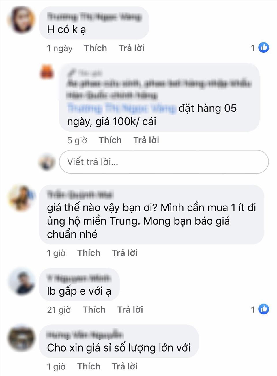 """Hà Nội: Áo phao cứu sinh cháy hàng, khách muốn đặt mua số lượng lớn phải xếp hàng đợi vài ngày, giá cả bắt đầu """"loạn"""" - Ảnh 4."""
