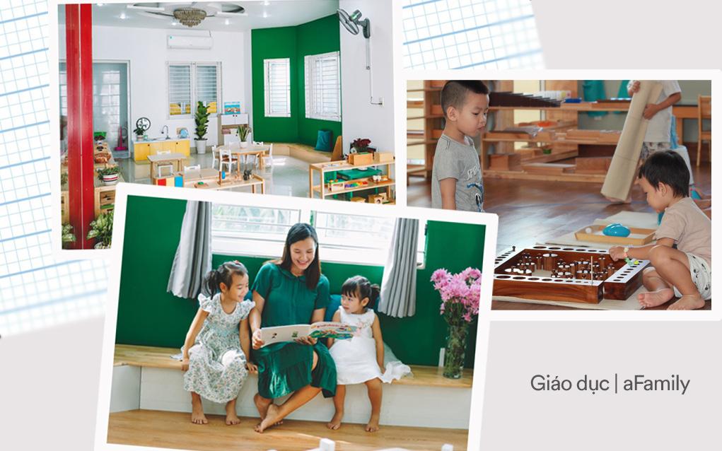 Ghé thăm 4 trường mầm non Montessori thuần túy tại TP.HCM được Hiệp hội Montessori Quốc tế đánh giá cao, mức học phí từ 6 triệu đồng
