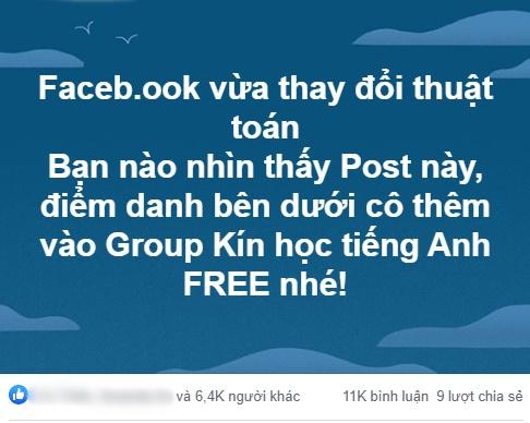 """Facebook chặn bình luận, """"bóp"""" các bài đăng bán hàng online, dân mạng tuyên bố: Từ nay sẽ quay về thời đại teedcode để lách luật!  - Ảnh 3."""
