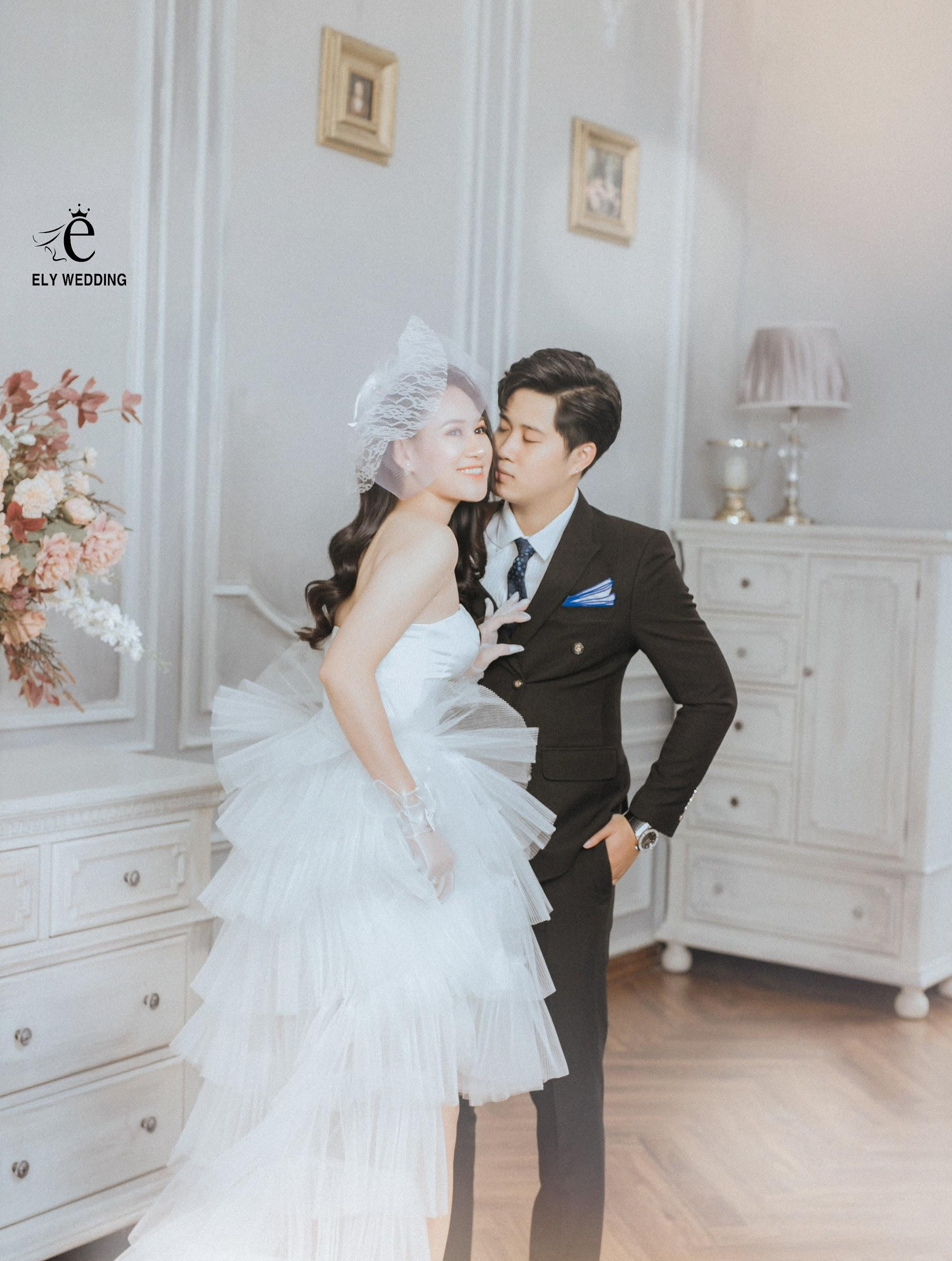 Bộ ảnh cưới siêu hot của Kiếm thủ Lê Minh Hằng - Em gái quốc dân làng thể thao Việt Nam - Ảnh 3.