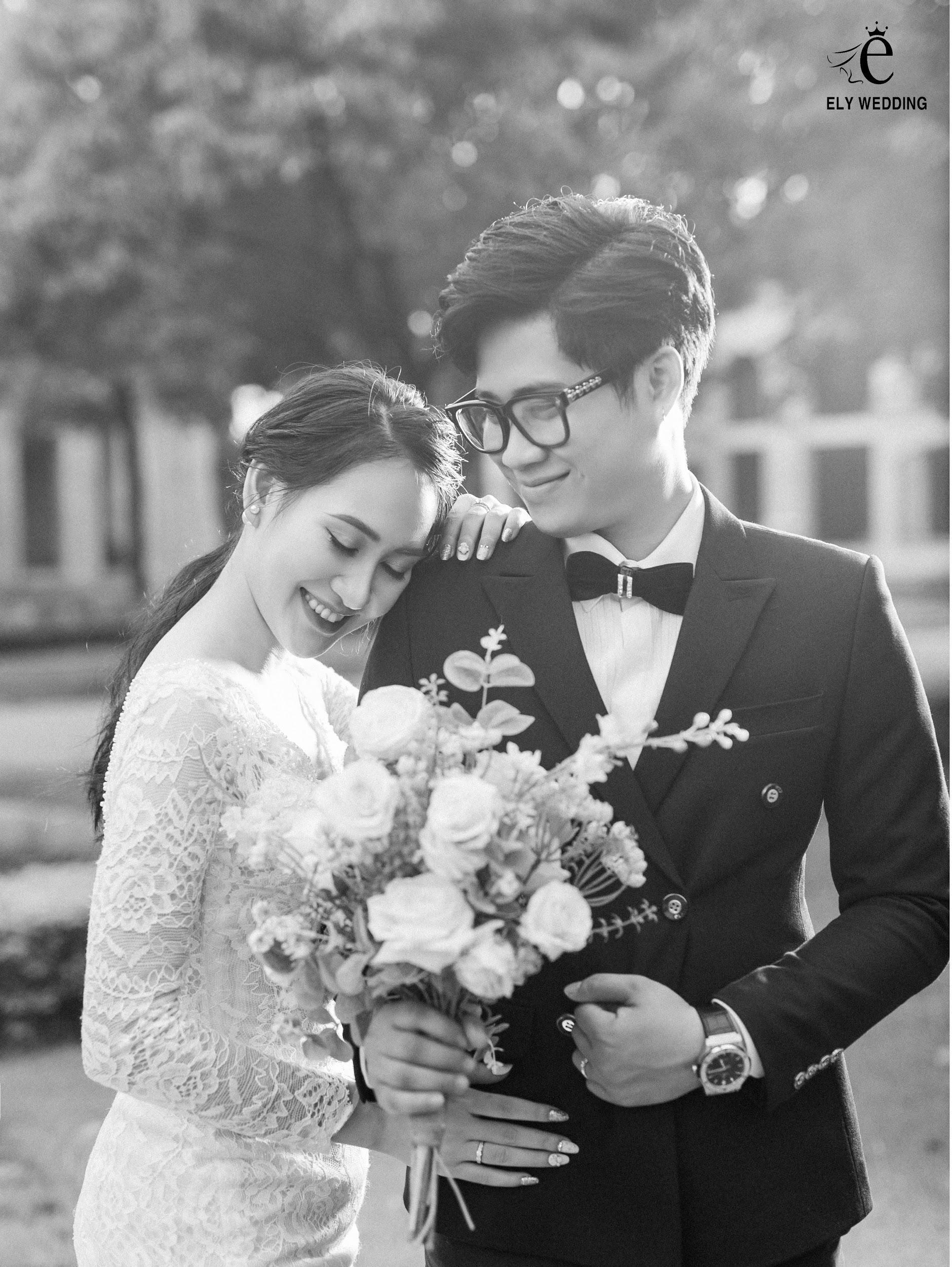 Bộ ảnh cưới siêu hot của Kiếm thủ Lê Minh Hằng - Em gái quốc dân làng thể thao Việt Nam - Ảnh 4.