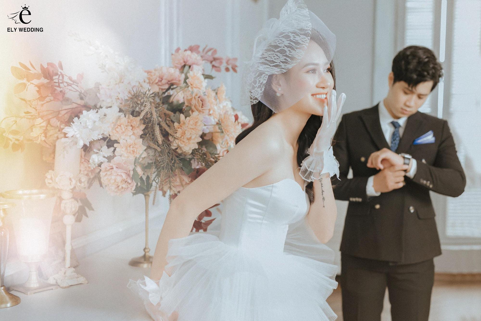 Bộ ảnh cưới siêu hot của Kiếm thủ Lê Minh Hằng - Em gái quốc dân làng thể thao Việt Nam - Ảnh 5.