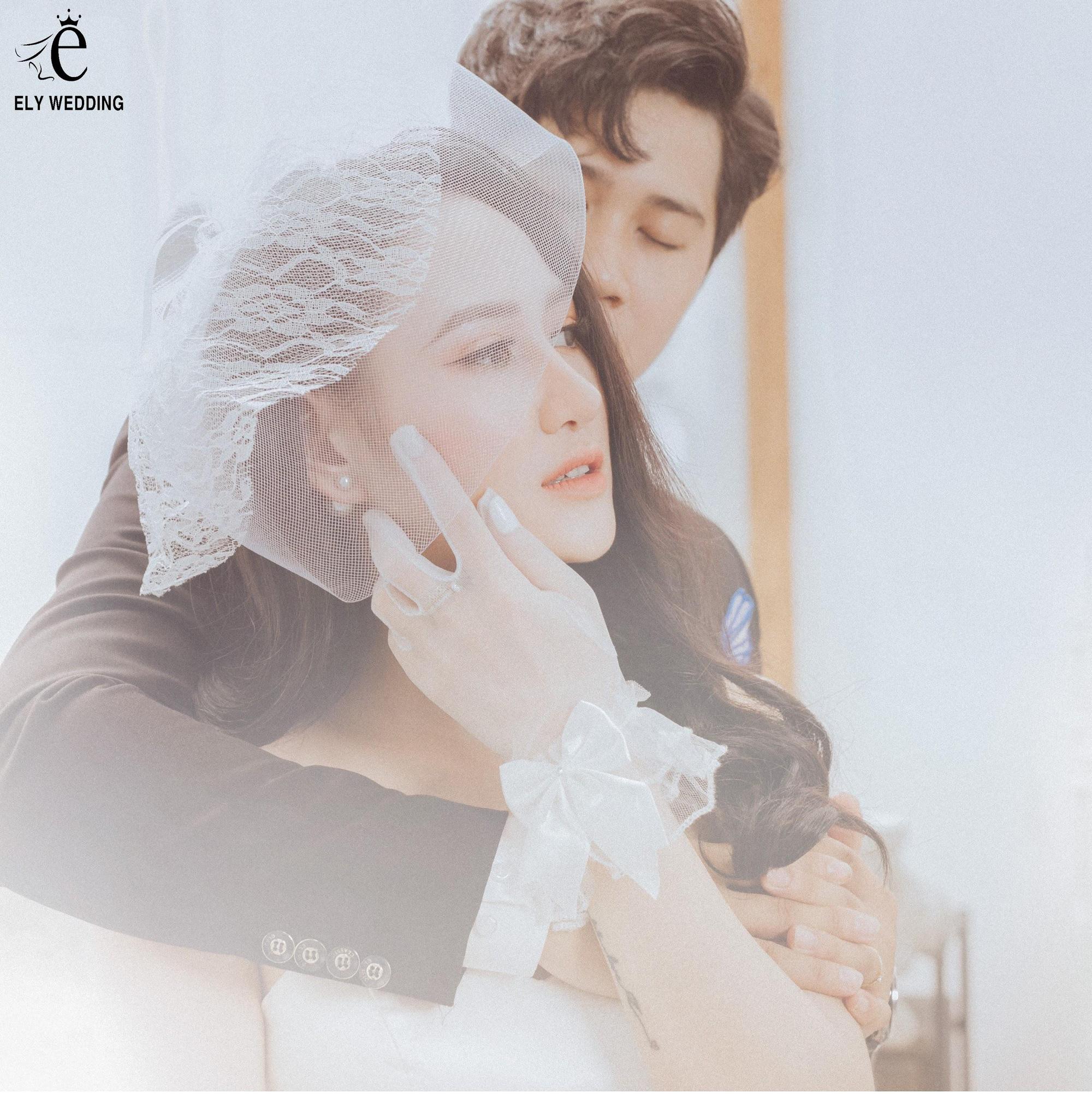 Bộ ảnh cưới siêu hot của Kiếm thủ Lê Minh Hằng - Em gái quốc dân làng thể thao Việt Nam - Ảnh 7.