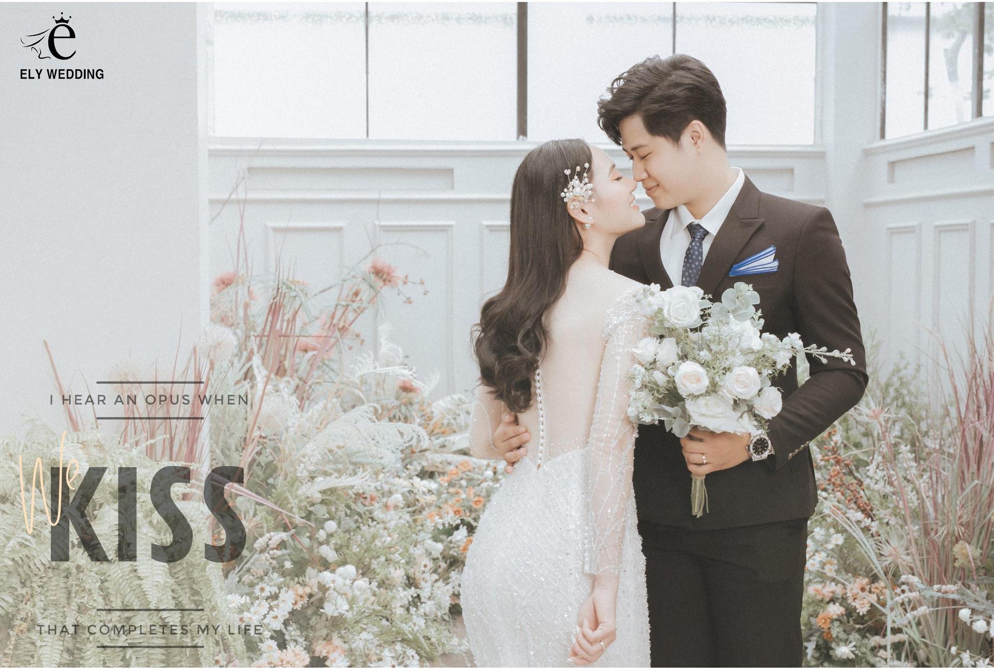 Bộ ảnh cưới siêu hot của Kiếm thủ Lê Minh Hằng - Em gái quốc dân làng thể thao Việt Nam - Ảnh 8.