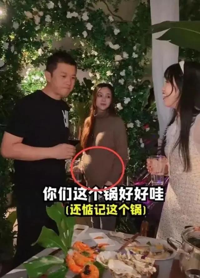 Bạn gái mới của Lý Á Bằng hiện đang mang bầu to vượt mặt? - Ảnh 4.