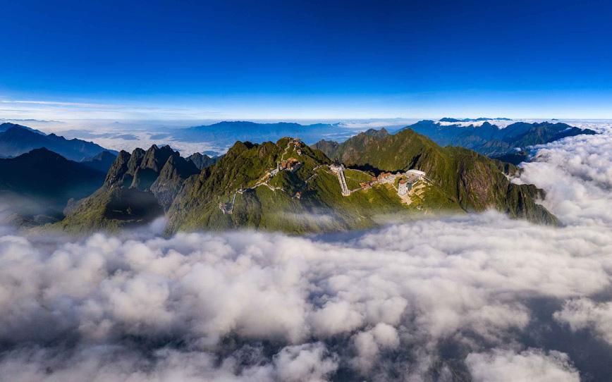 Săn mây tại Sa Pa thành hot trend trên mạng xã hội