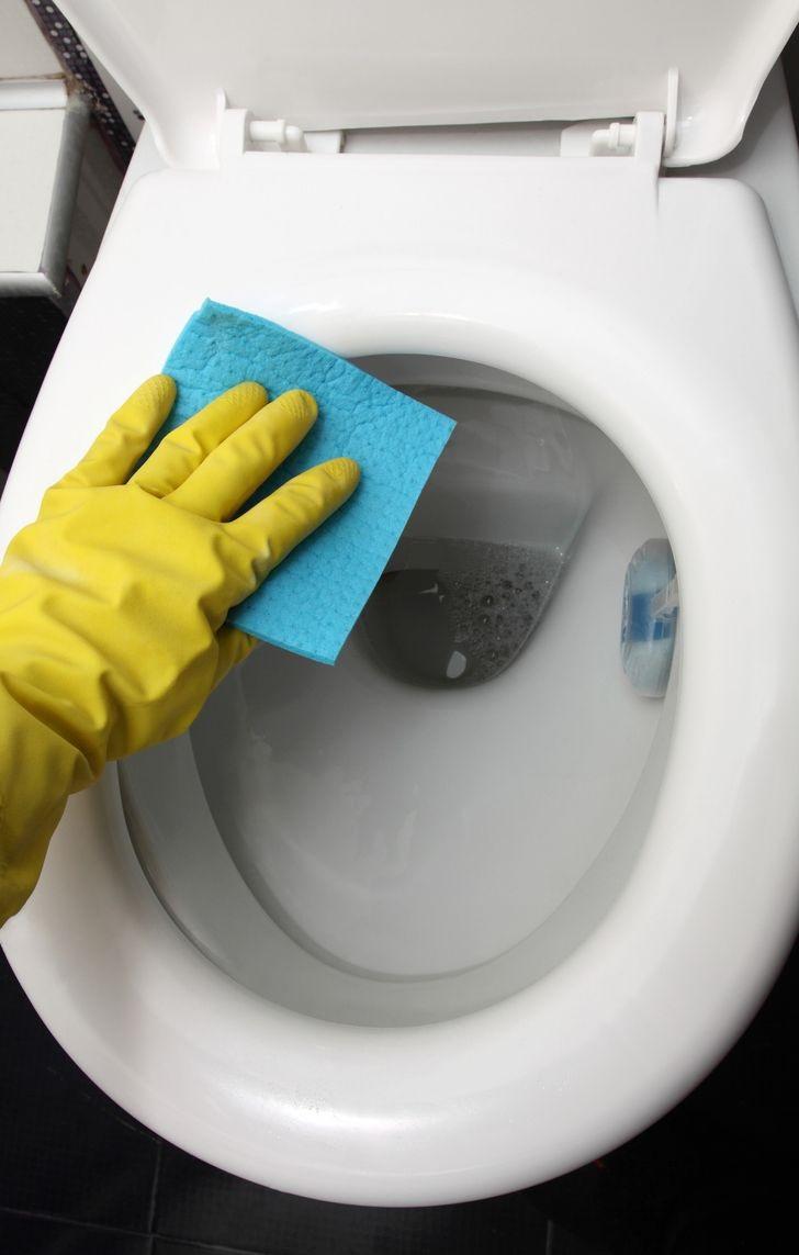 Bí quyết giúp nhà gọn gàng, sạch sẽ chỉ trong vài phút khi khách đến chơi đột xuất - Ảnh 4.