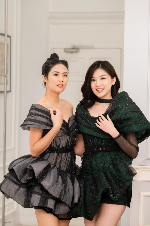 """Mix & Phối - Dàn Bông hậu nườm nượp đi thử đồ, bất ngờ nhất là sự xuất hiện của cô em tiểu tam hot nhất """"vũ trụ VTV"""" - chanvaydep.net 8"""
