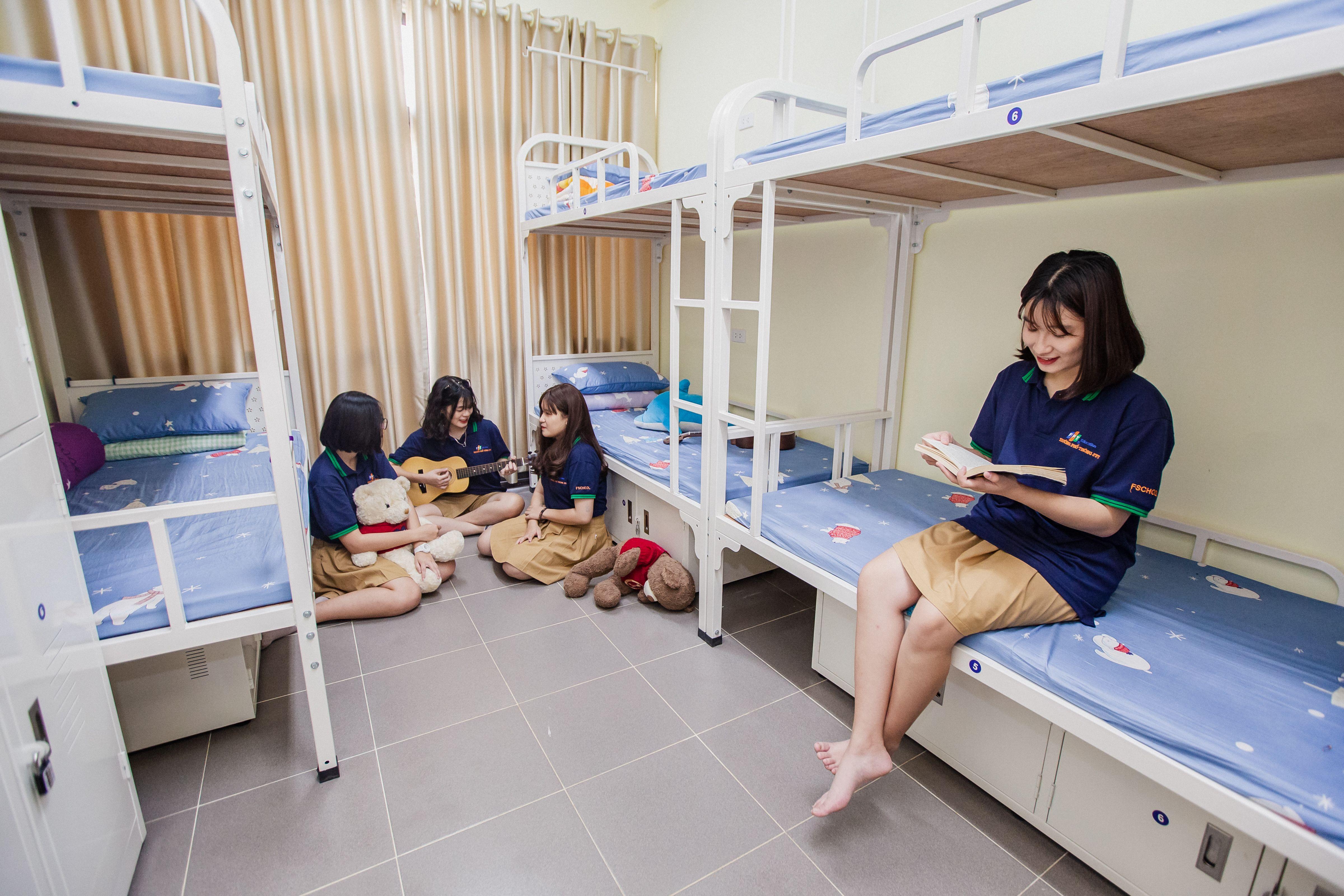 Những ngôi trường nội trú giữa lòng Hà Nội khiến nhiều phụ huynh phấn khích muốn đưa con vào học ngay lập tức - Ảnh 11.