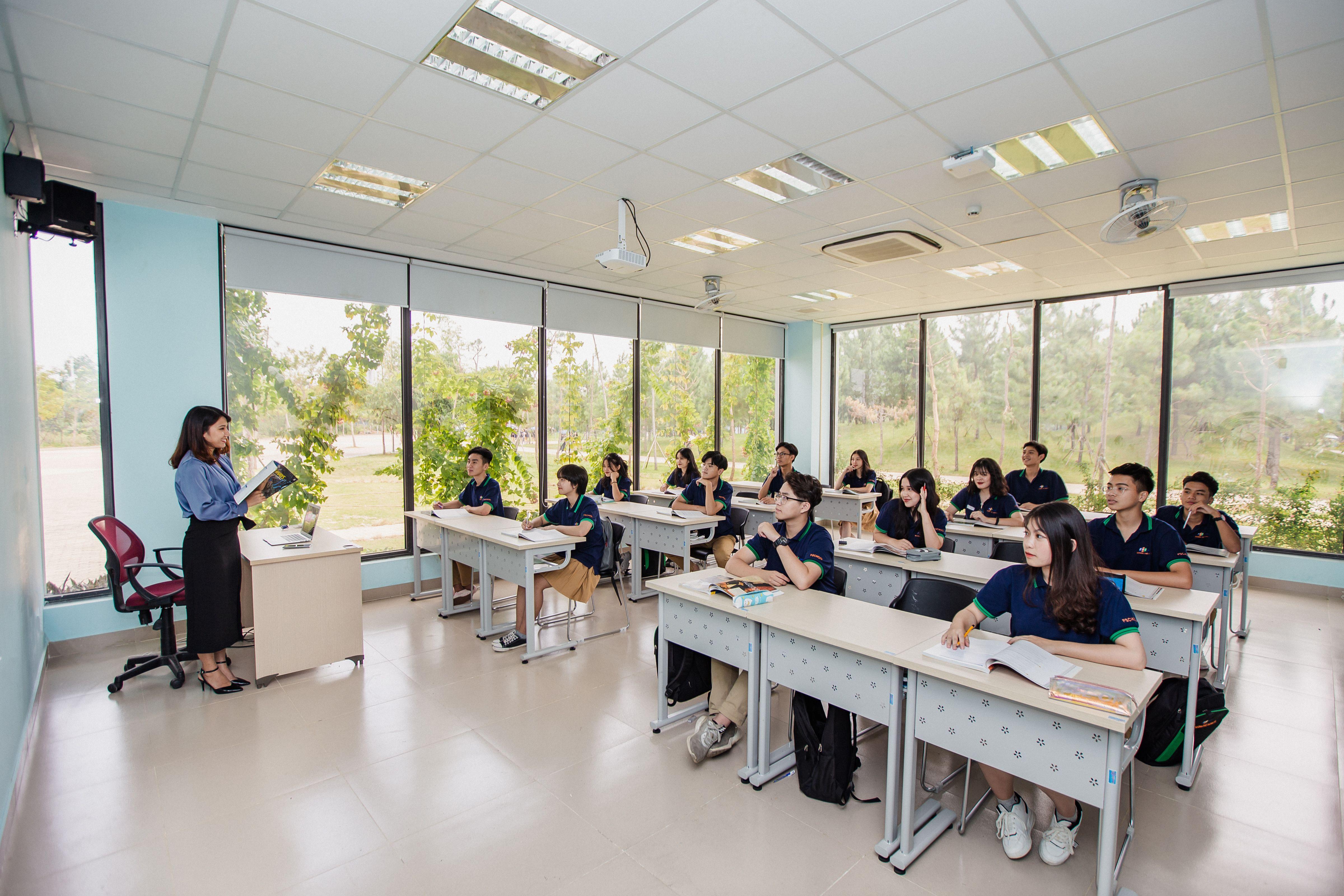 Những ngôi trường nội trú giữa lòng Hà Nội khiến nhiều phụ huynh phấn khích muốn đưa con vào học ngay lập tức - Ảnh 13.