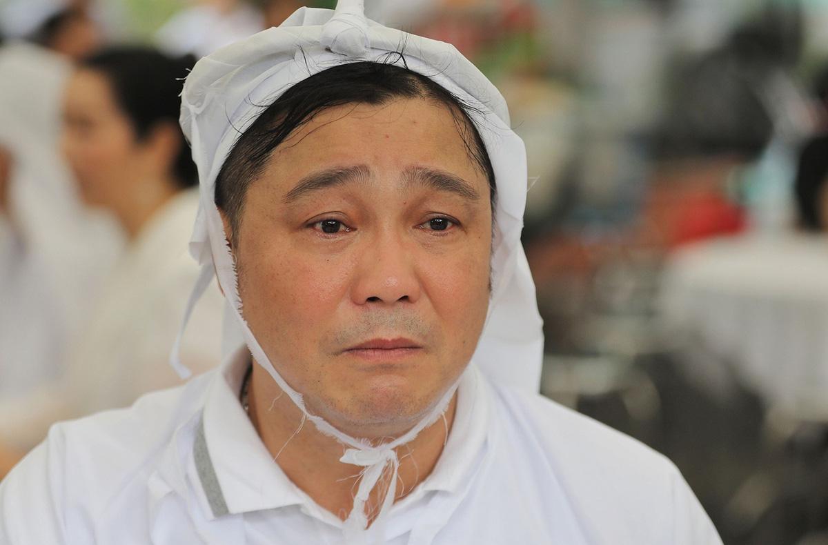 Diễn viên Lý Hùng tiết lộ 2 tâm nguyện dang dở của NSND Lý Huỳnh, Việt Trinh cùng dàn sao Việt xót thương - Ảnh 2.