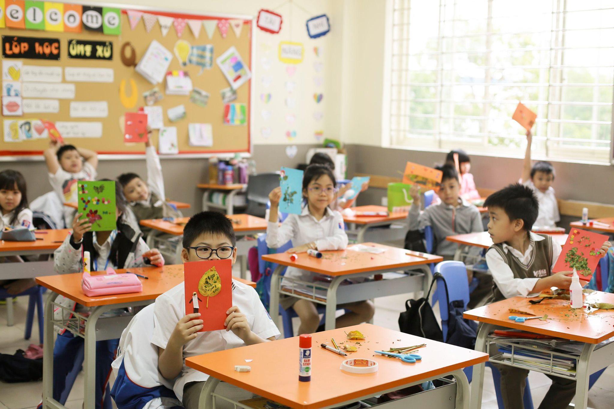 Những ngôi trường nội trú giữa lòng Hà Nội khiến nhiều phụ huynh phấn khích muốn đưa con vào học ngay lập tức - Ảnh 7.