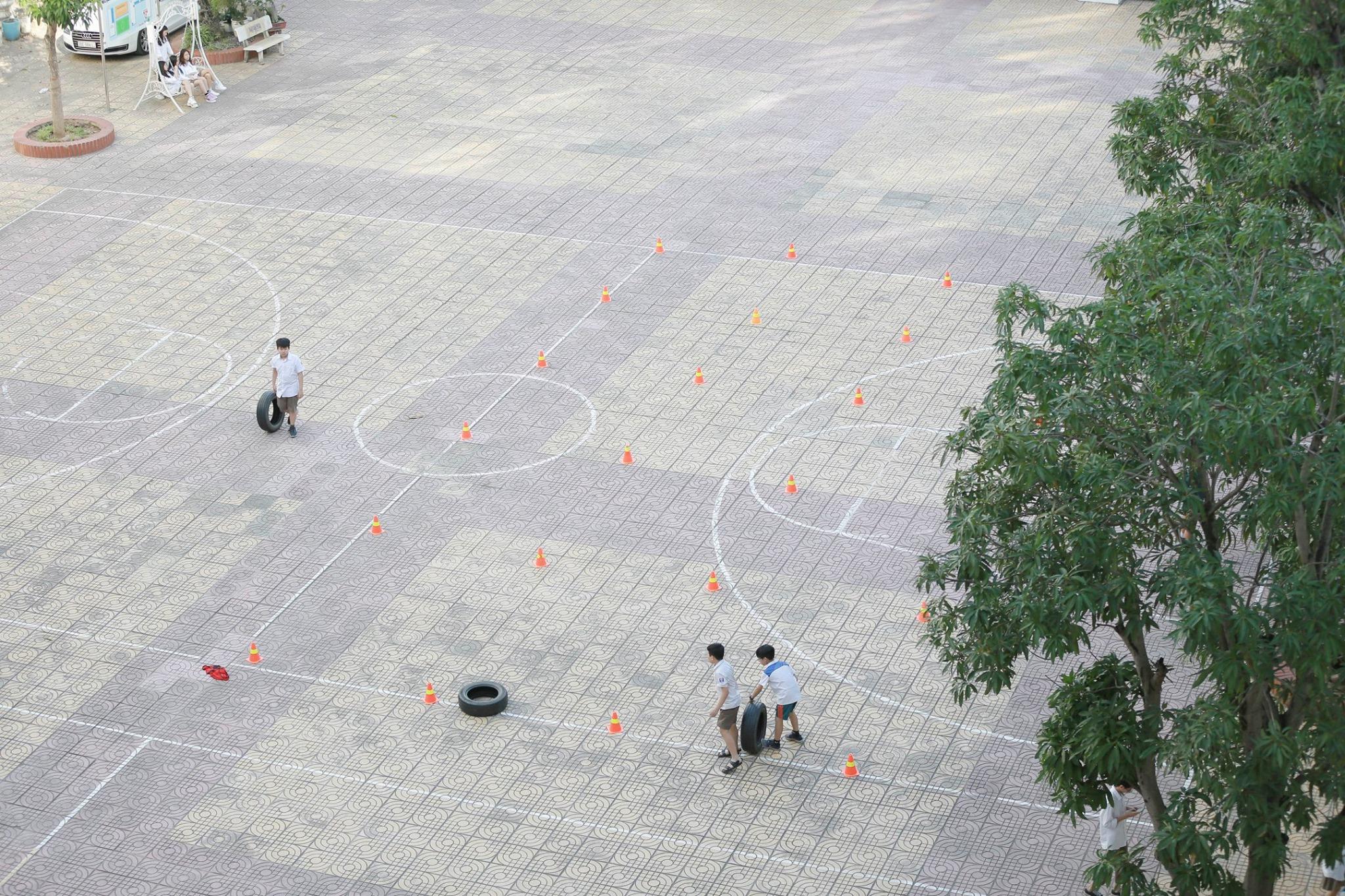 Những ngôi trường nội trú giữa lòng Hà Nội khiến nhiều phụ huynh phấn khích muốn đưa con vào học ngay lập tức - Ảnh 8.