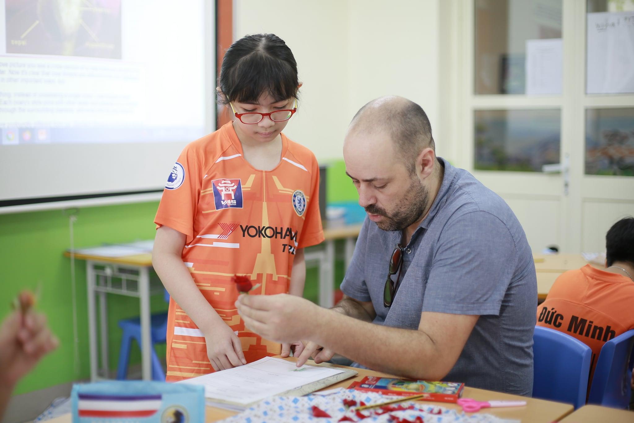 Những ngôi trường nội trú giữa lòng Hà Nội khiến nhiều phụ huynh phấn khích muốn đưa con vào học ngay lập tức - Ảnh 9.