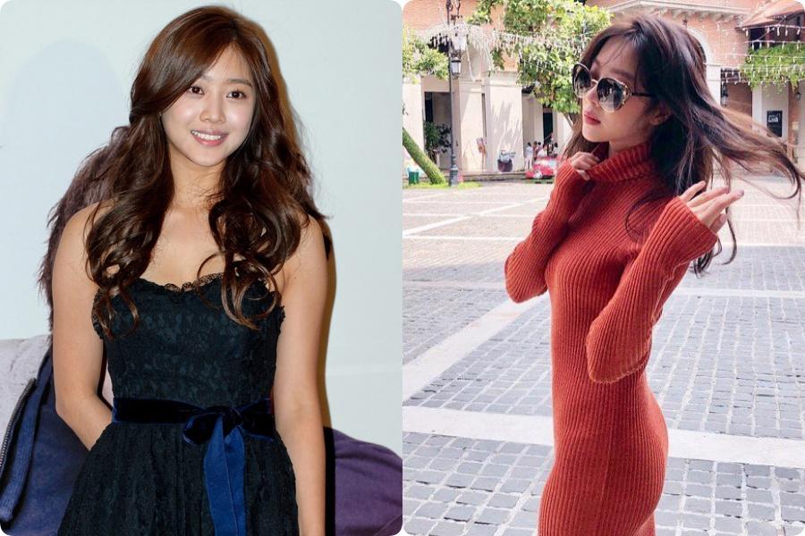 """""""Ngọc nữ"""" của Lee Dong Wook: Nhan sắc đẹp tự nhiên """"không có sửa"""", từng béo tròn  - Ảnh 8."""