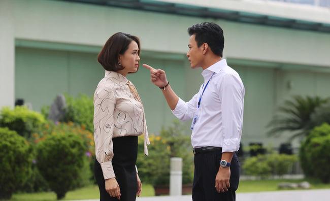 """Lộ tạo hình chị em nhà giàu của Hồng Diễm - Quỳnh Kool trong phim mới đóng cùng Hồng Đăng, chị thì sang còn em thì... """"sai""""! - Ảnh 4."""