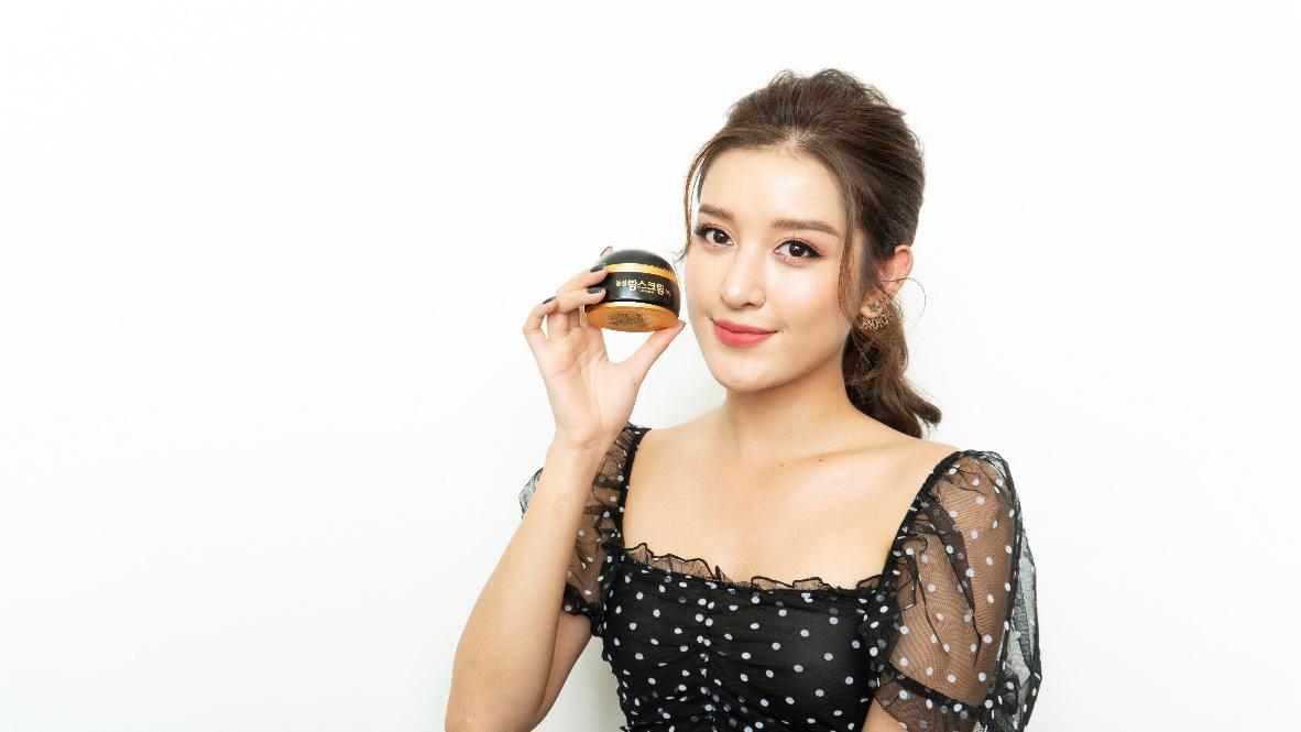Á hậu Huyền My tiết lộ bí kíp làm sáng da với Dongsung khiến chị em lùng mua bằng được - Ảnh 1.