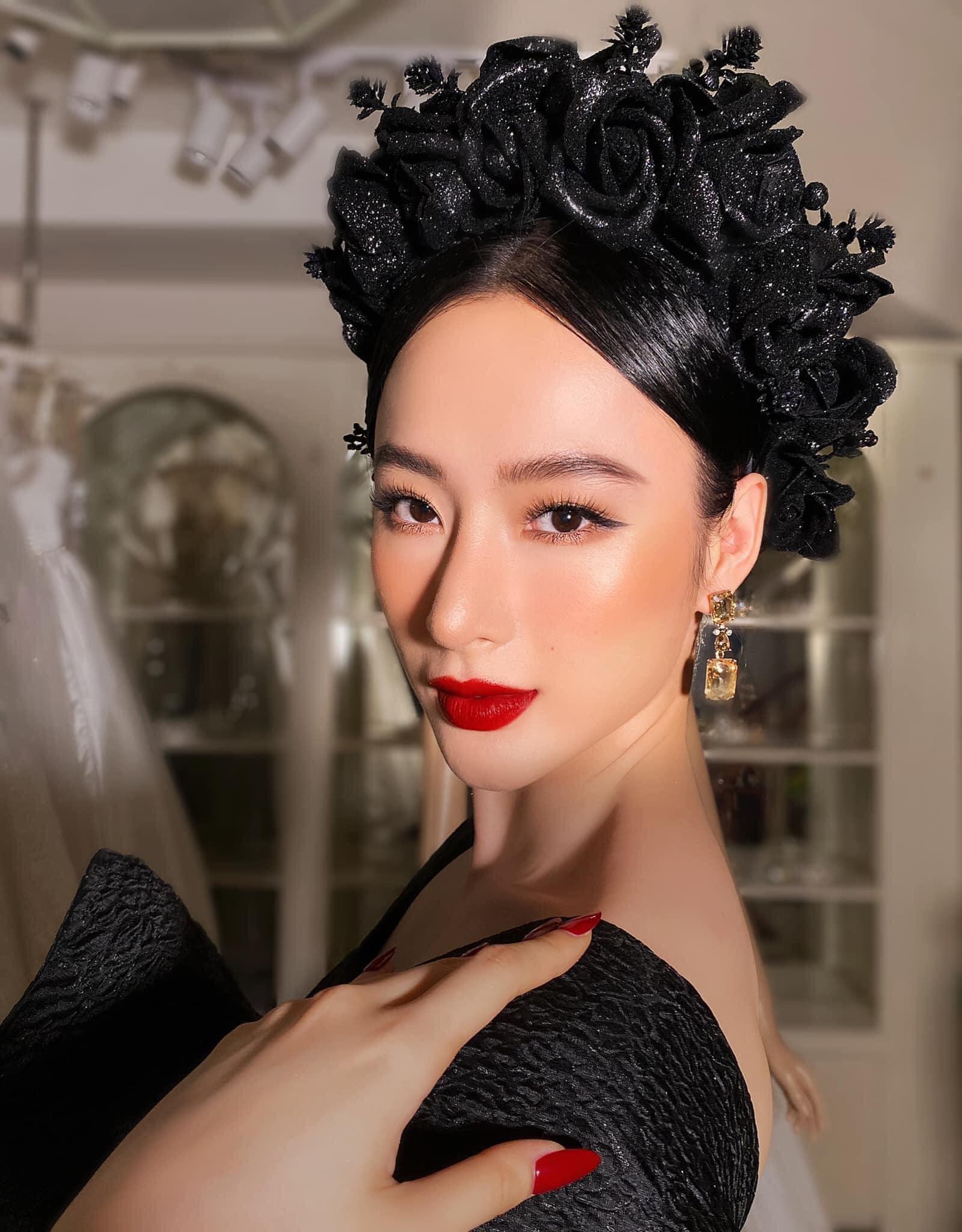 """Đến ảnh chụp vội, Angela Phương Trinh cũng vẫn toát lên thần thái của một """"nữ hoàng thảm đỏ"""" - Ảnh 1."""