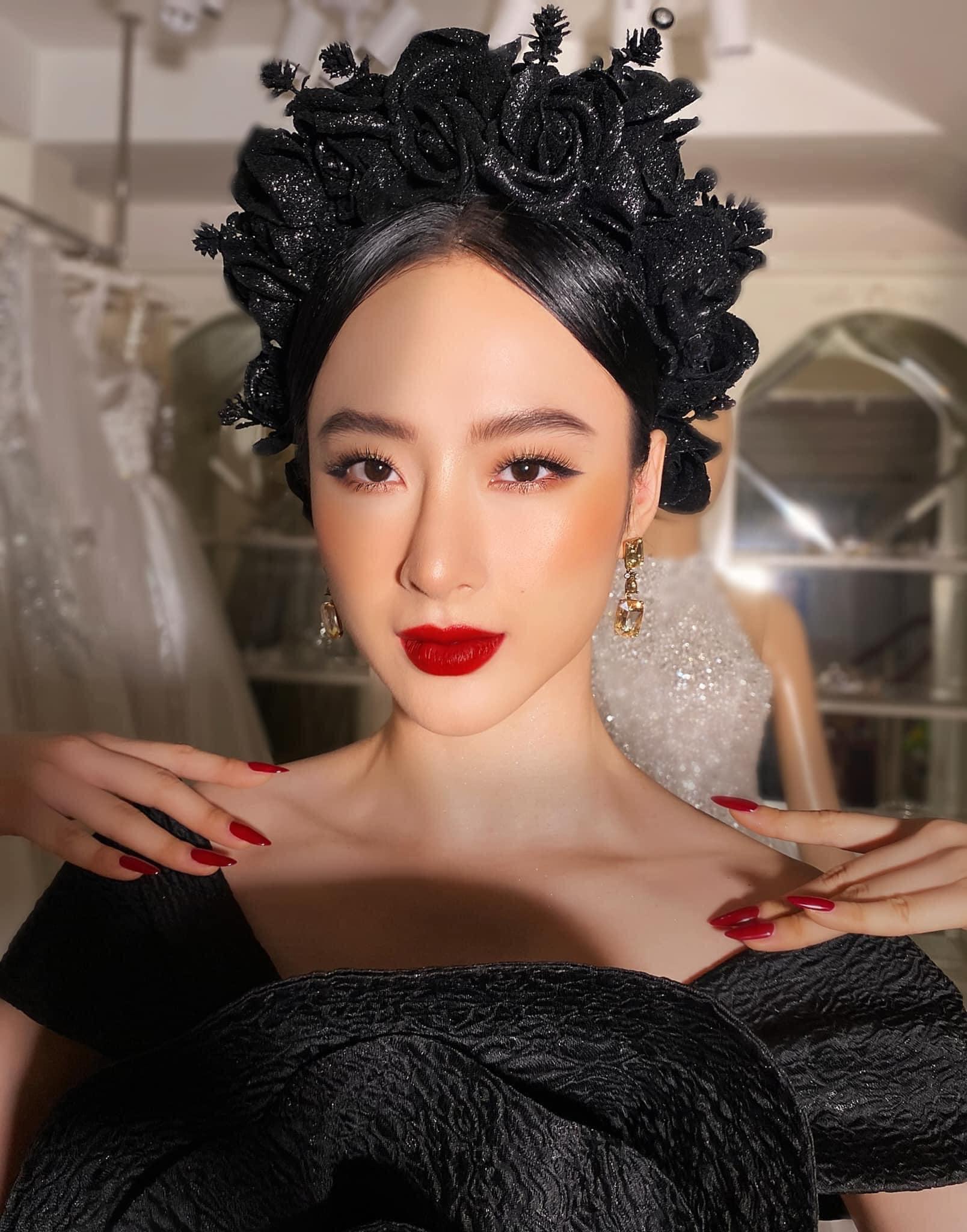 """Đến ảnh chụp vội, Angela Phương Trinh cũng vẫn toát lên thần thái của một """"nữ hoàng thảm đỏ"""" - Ảnh 2."""
