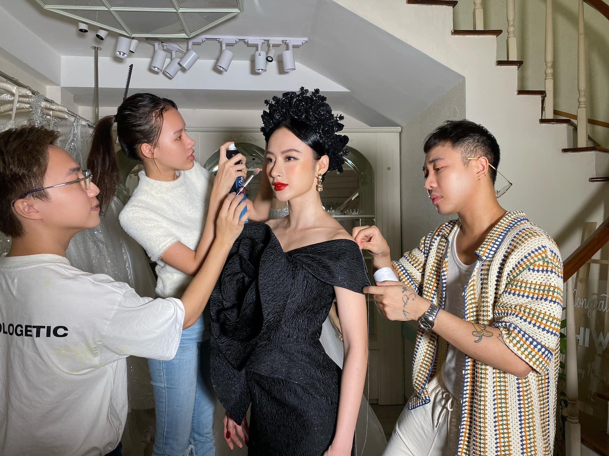 """Đến ảnh chụp vội, Angela Phương Trinh cũng vẫn toát lên thần thái của một """"nữ hoàng thảm đỏ"""" - Ảnh 4."""