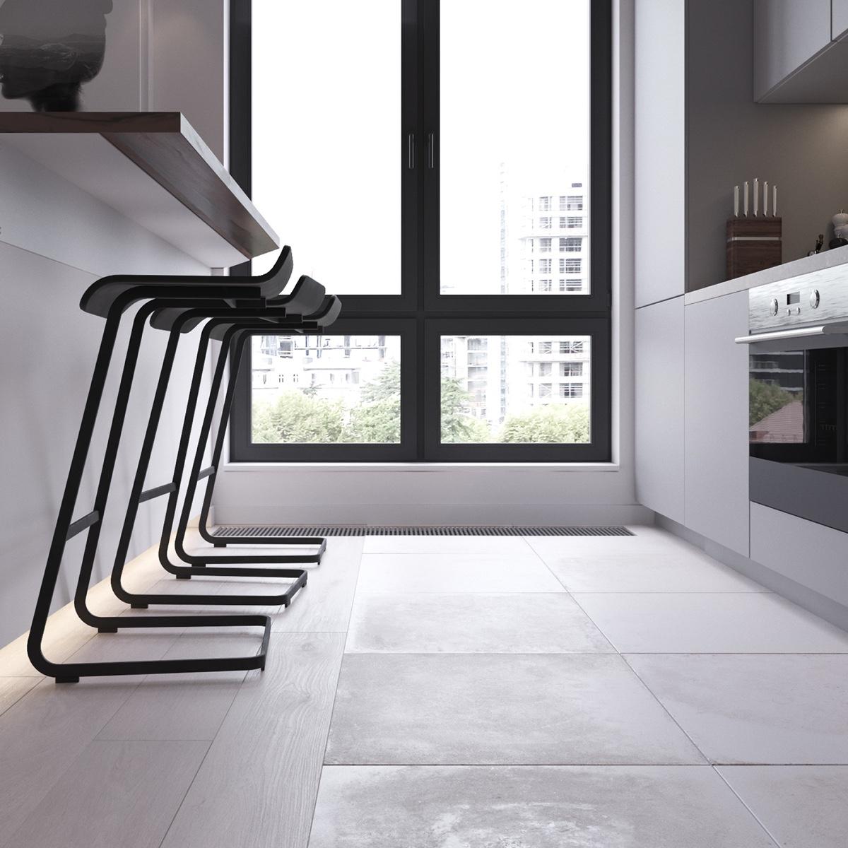 Thích mê 3 căn hộ hiện đại với diện tích khiêm tốn dưới 50m2 - Ảnh 18.
