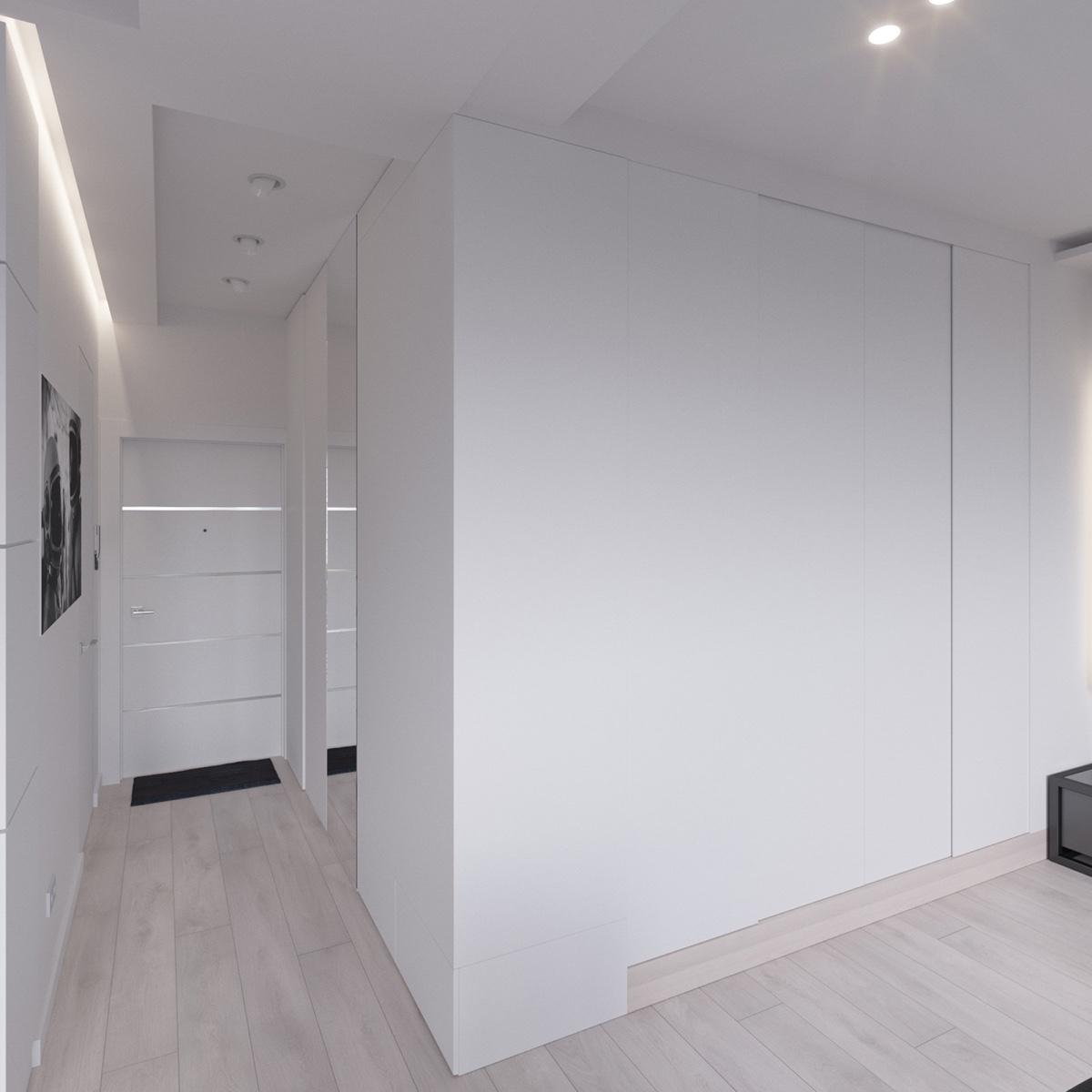 Thích mê 3 căn hộ hiện đại với diện tích khiêm tốn dưới 50m2 - Ảnh 20.