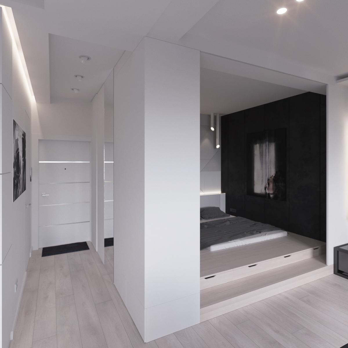 Thích mê 3 căn hộ hiện đại với diện tích khiêm tốn dưới 50m2 - Ảnh 21.