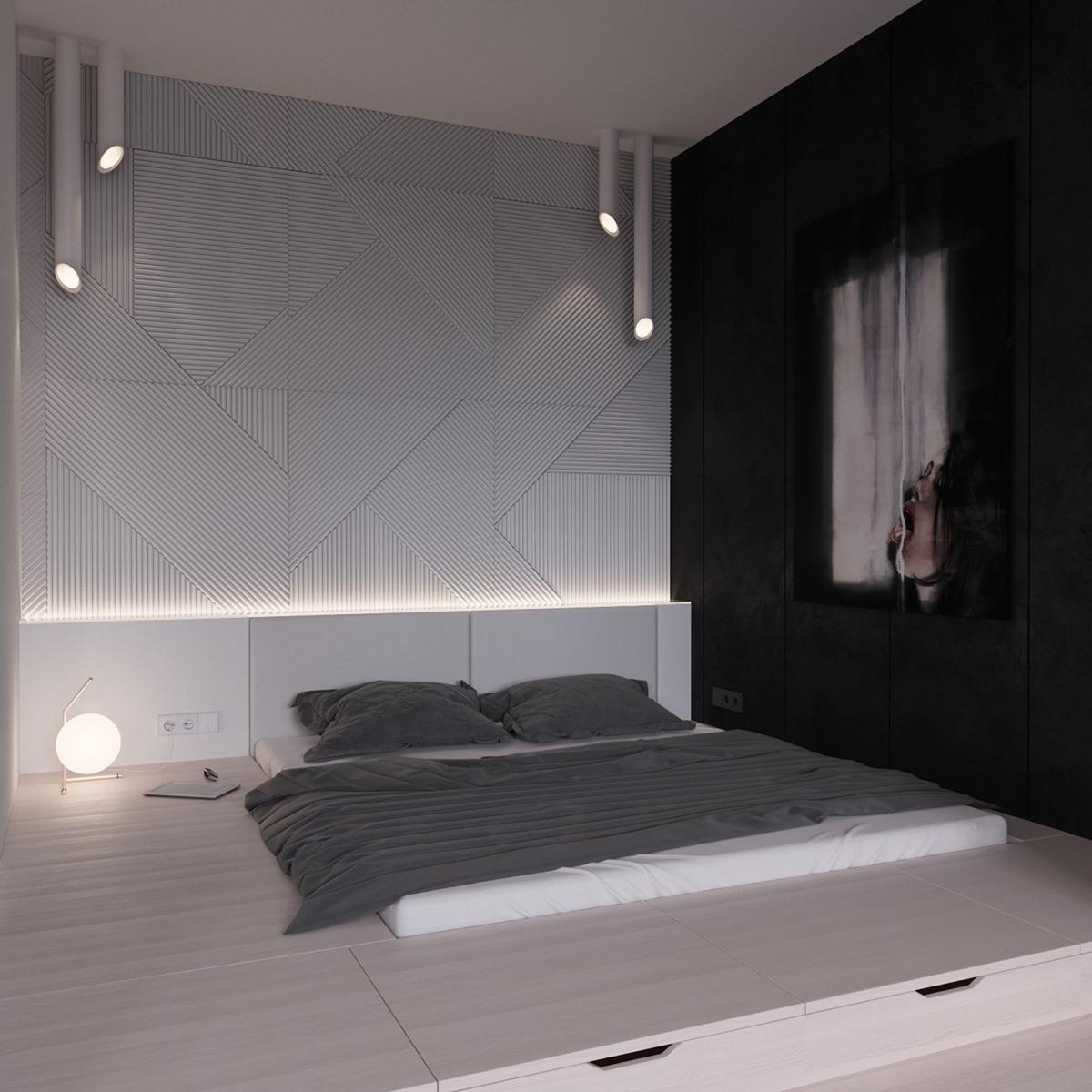 Thích mê 3 căn hộ hiện đại với diện tích khiêm tốn dưới 50m2 - Ảnh 22.