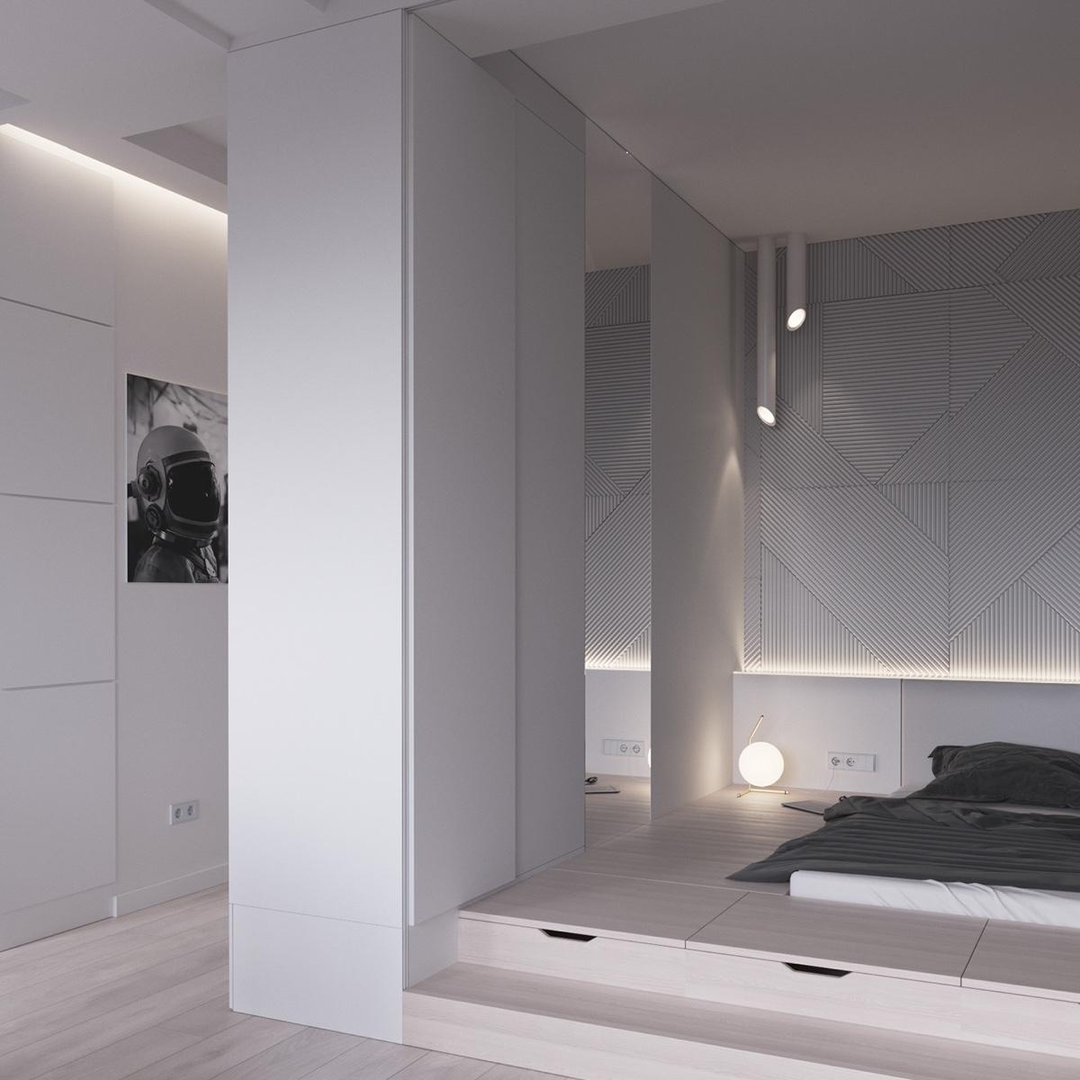 Thích mê 3 căn hộ hiện đại với diện tích khiêm tốn dưới 50m2 - Ảnh 23.