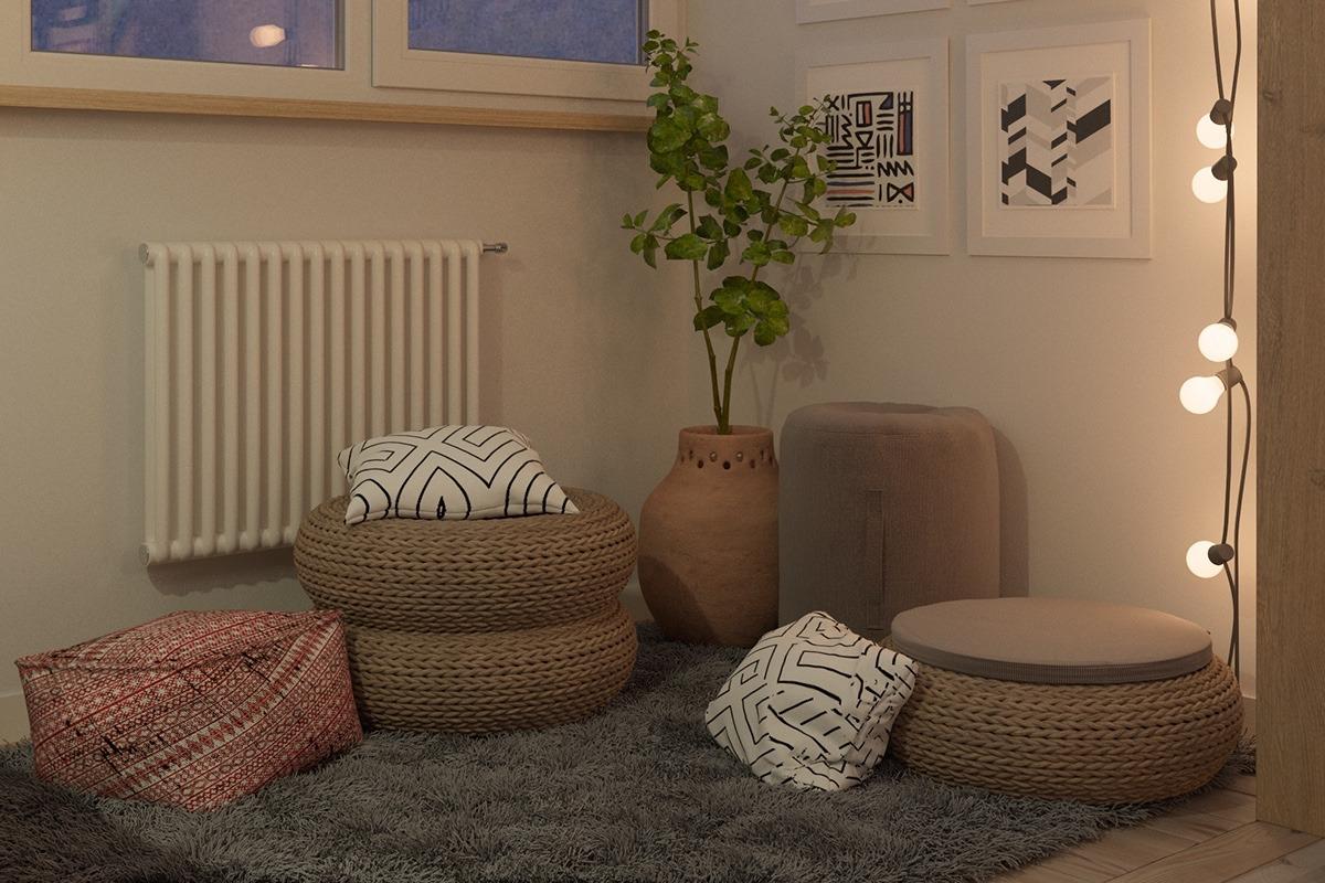 Thích mê 3 căn hộ hiện đại với diện tích khiêm tốn dưới 50m2 - Ảnh 24.