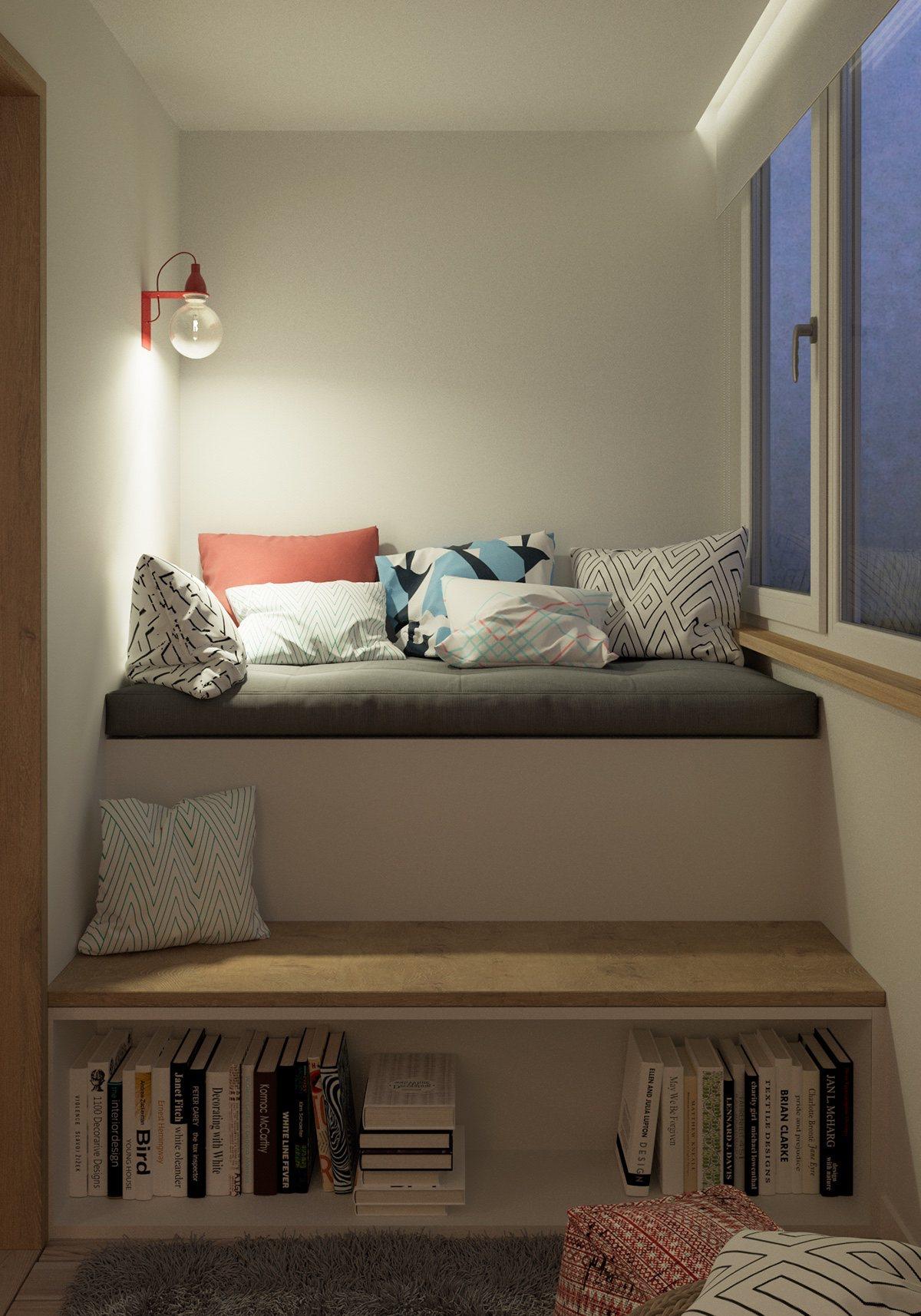 Thích mê 3 căn hộ hiện đại với diện tích khiêm tốn dưới 50m2 - Ảnh 25.