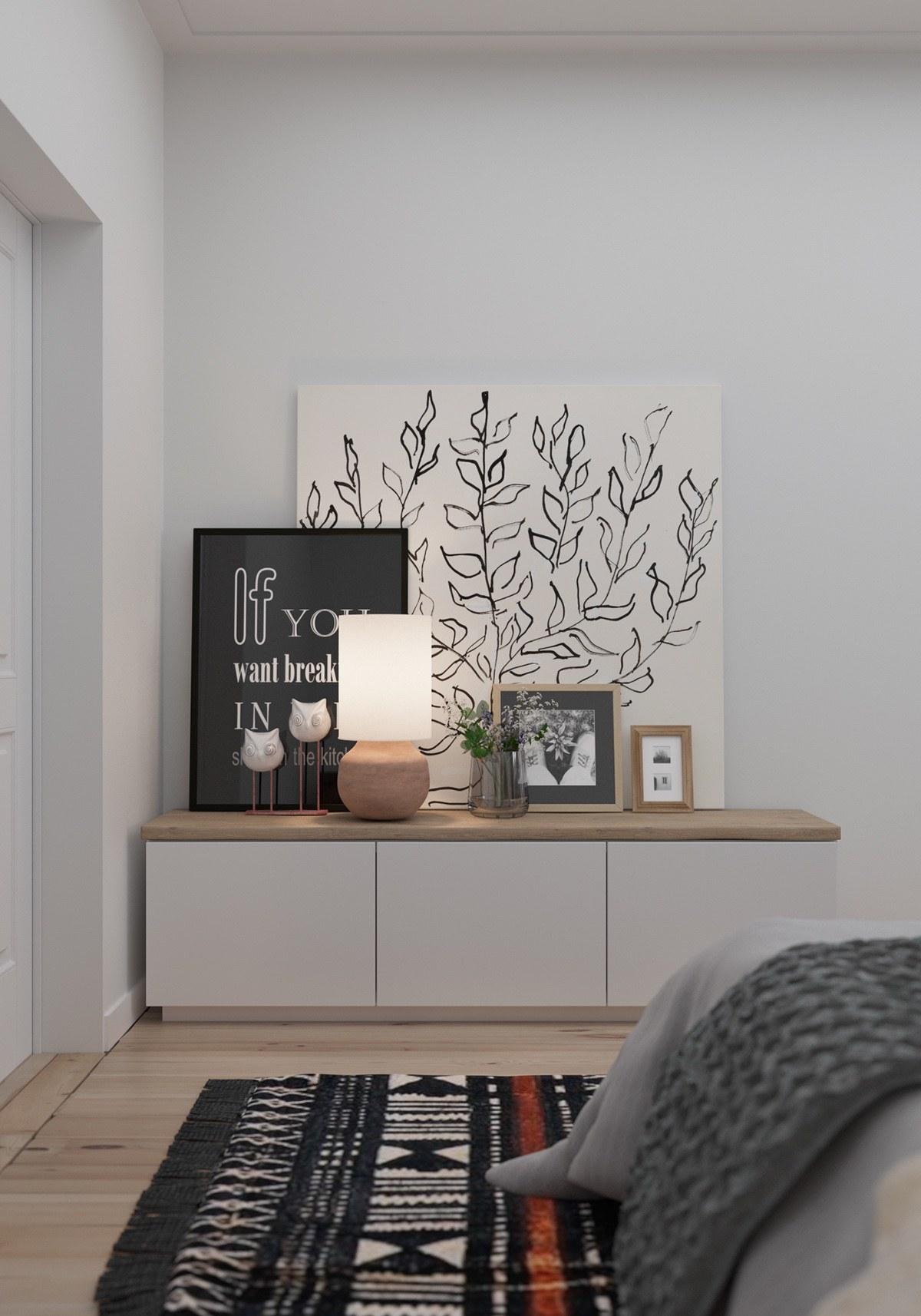 Thích mê 3 căn hộ hiện đại với diện tích khiêm tốn dưới 50m2 - Ảnh 29.