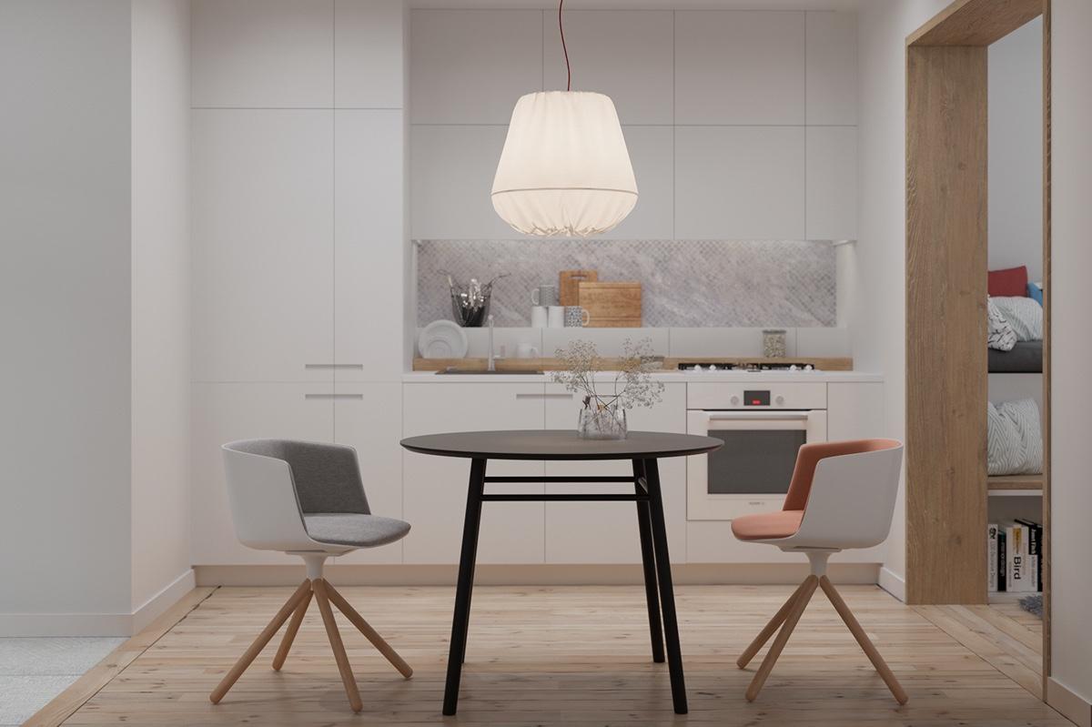 Thích mê 3 căn hộ hiện đại với diện tích khiêm tốn dưới 50m2 - Ảnh 27.
