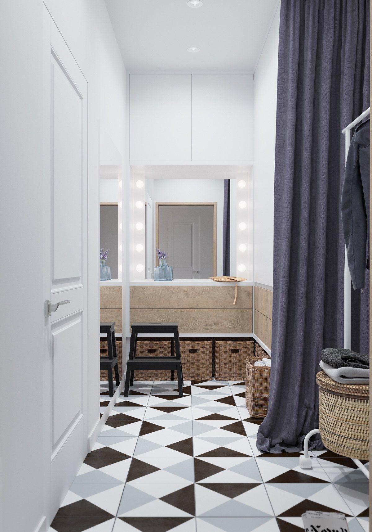 Thích mê 3 căn hộ hiện đại với diện tích khiêm tốn dưới 50m2 - Ảnh 31.
