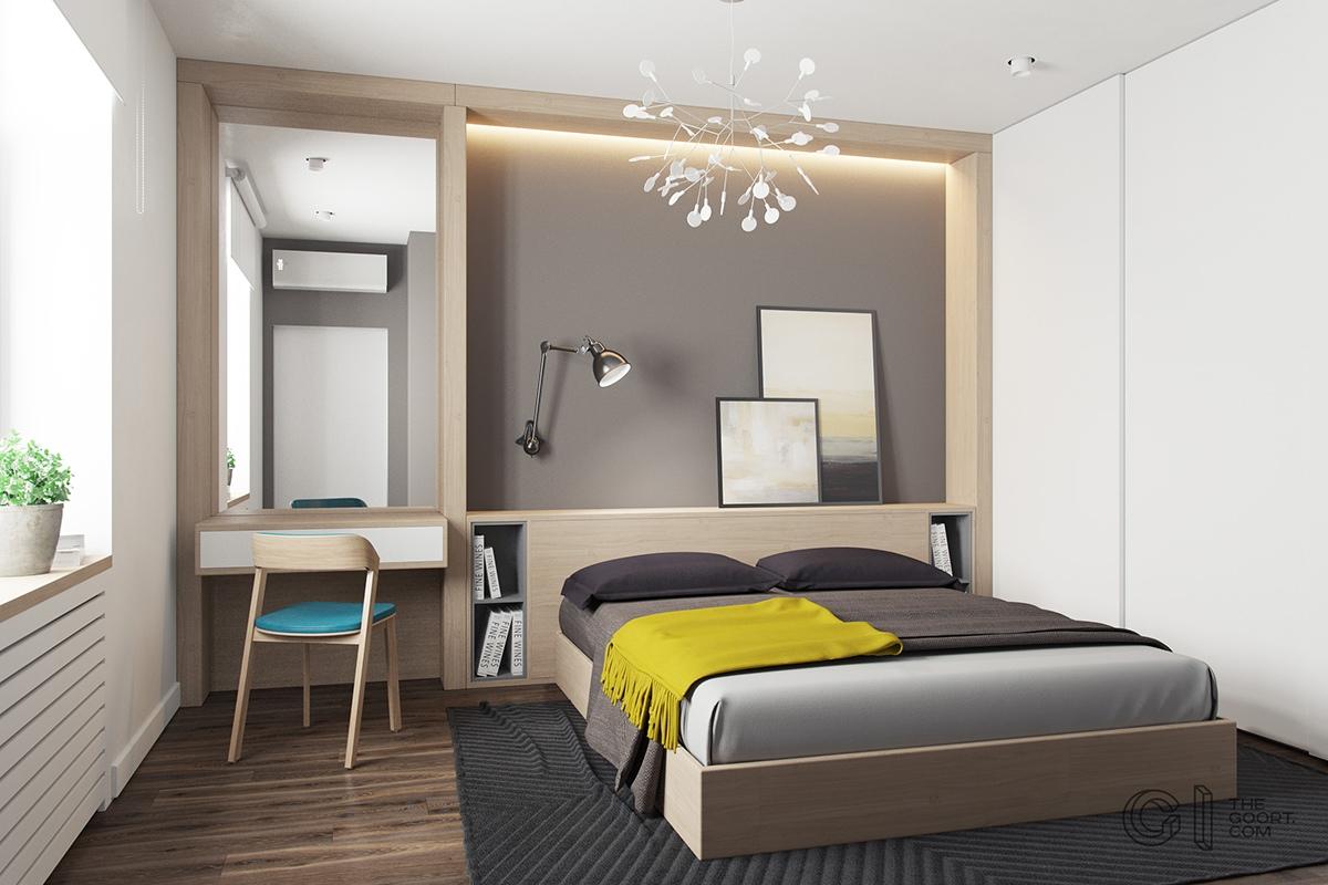 Thích mê 3 căn hộ hiện đại với diện tích khiêm tốn dưới 50m2 - Ảnh 6.