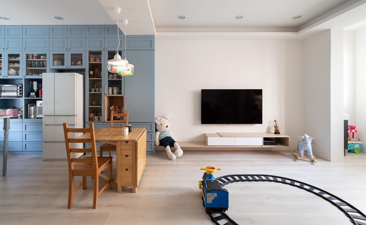 Ngôi nhà 30m² được cải tạo thành không gian hạnh phúc cho vợ chồng trẻ và con gái thỏa sức vui chơi - Ảnh 16.
