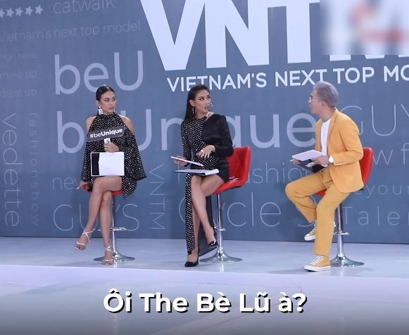 """Vietnam's Next Top Model: Gọi Mâu Thủy, Võ Hoàng Yến chia phe phái, Nam Trung bị phản bác """"anh đừng ỷ lớn mà muốn nói gì thì nói"""" - Ảnh 2."""