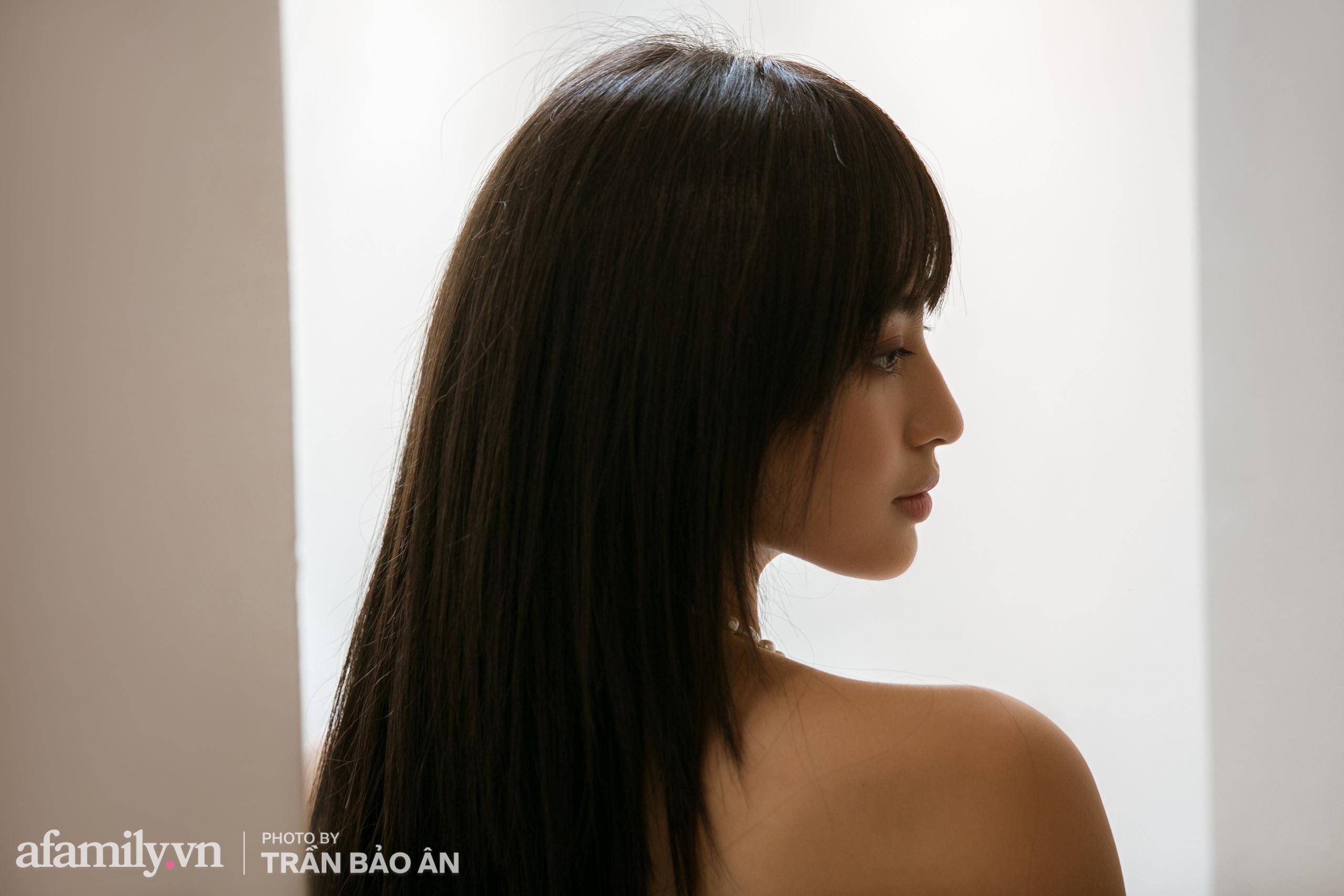 """Cô gái Việt hiếm hoi lọt top 100 gương mặt đẹp nhất thế giới kể hành trình từ một thợ trang điểm đến """"ngọc nữ"""" mới của showbiz Việt - Ảnh 5."""