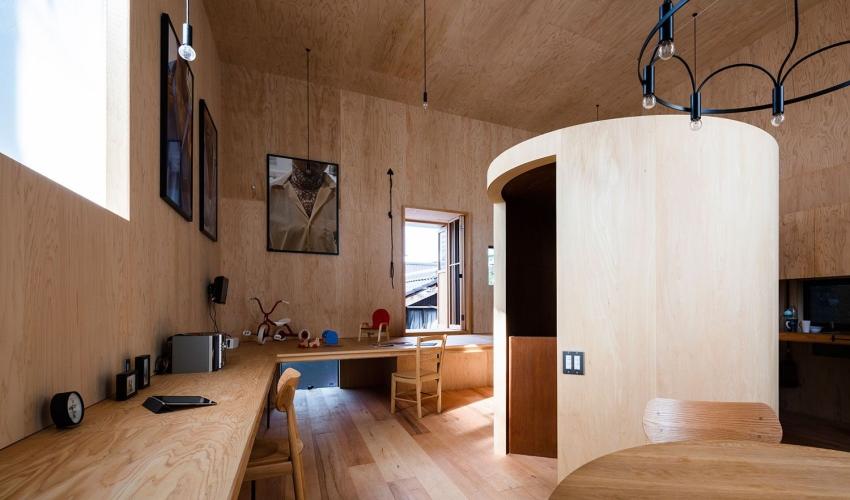 """Căn nhà phố nhỏ xinh ở Nhật Bản được mệnh danh là """"thiên đường của sự tối giản"""" - Ảnh 5."""