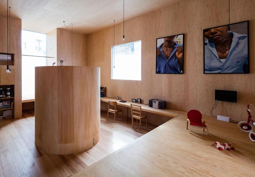 """Căn nhà phố nhỏ xinh ở Nhật Bản được mệnh danh là """"thiên đường của sự tối giản"""" - Ảnh 3."""